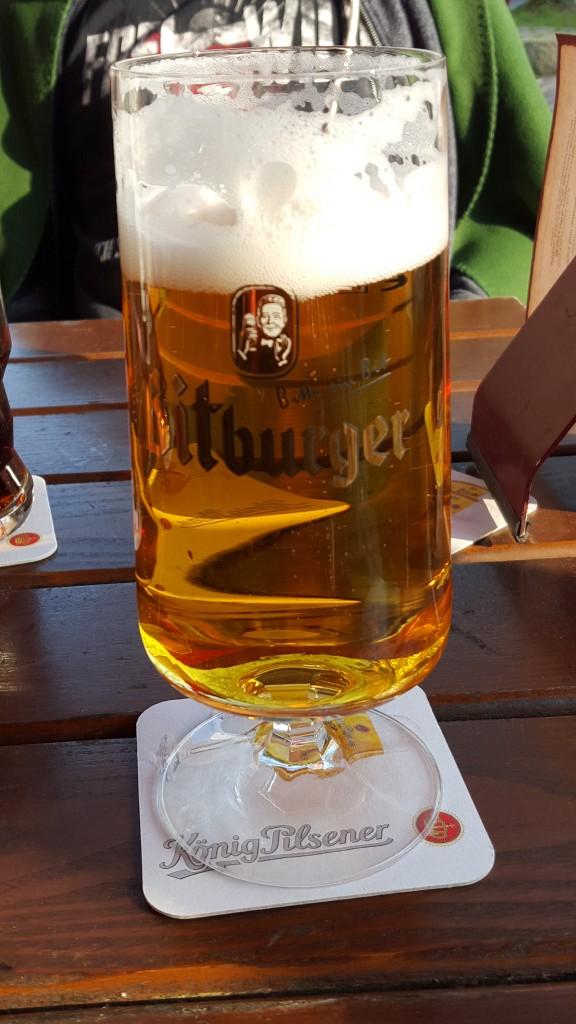 Das Wirtshaus Bitburger