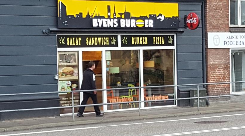 Byens Burger Facade