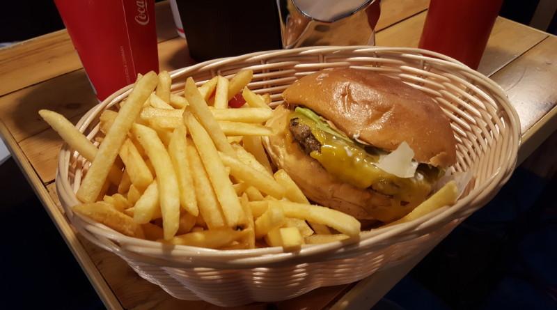 Tommi's Burger Joint Aarhus burger