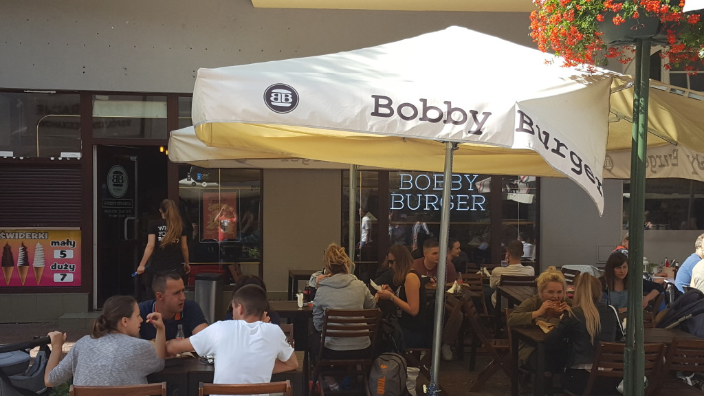 Bobby Burger Udenfor