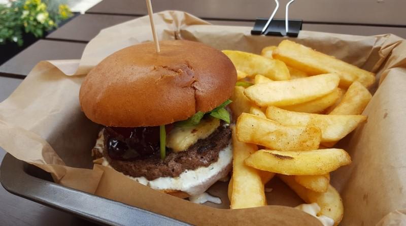 Bobby Burger Blue Cheese