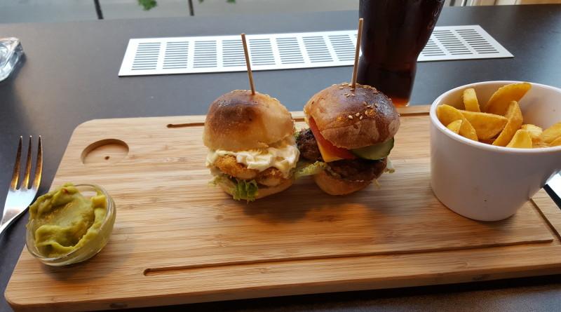Rodizio miniburgers