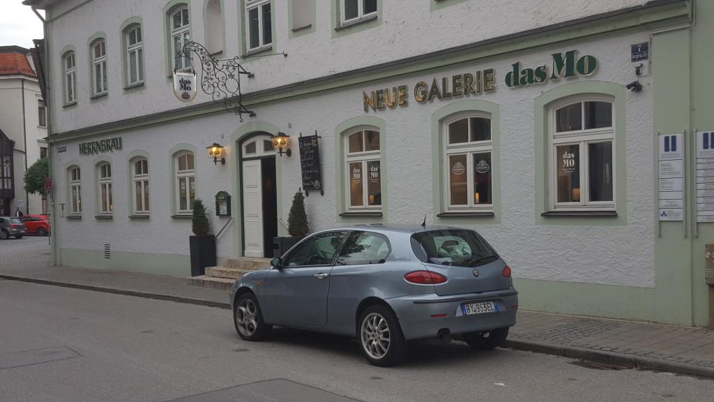 Neue Galerie das Mo Ingolstadt