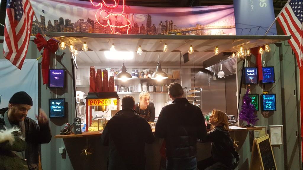 Foodsteps Aarhus Street Food