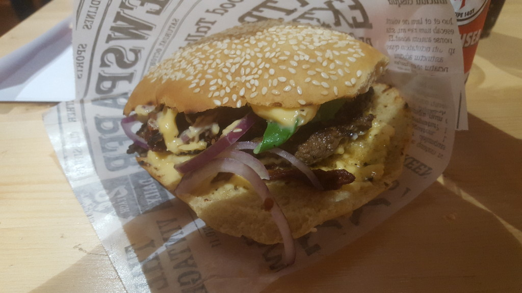 Foodsteps Burger tæt