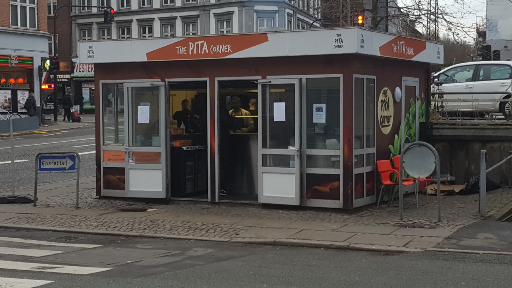 The Pita Corner Aarhus