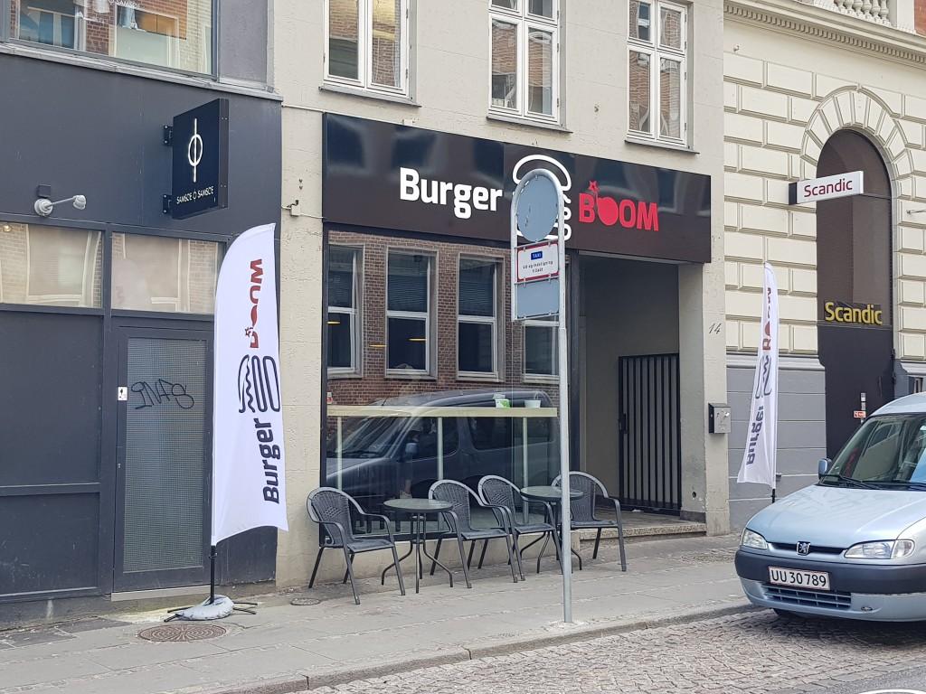 Burger Boom Aarhus