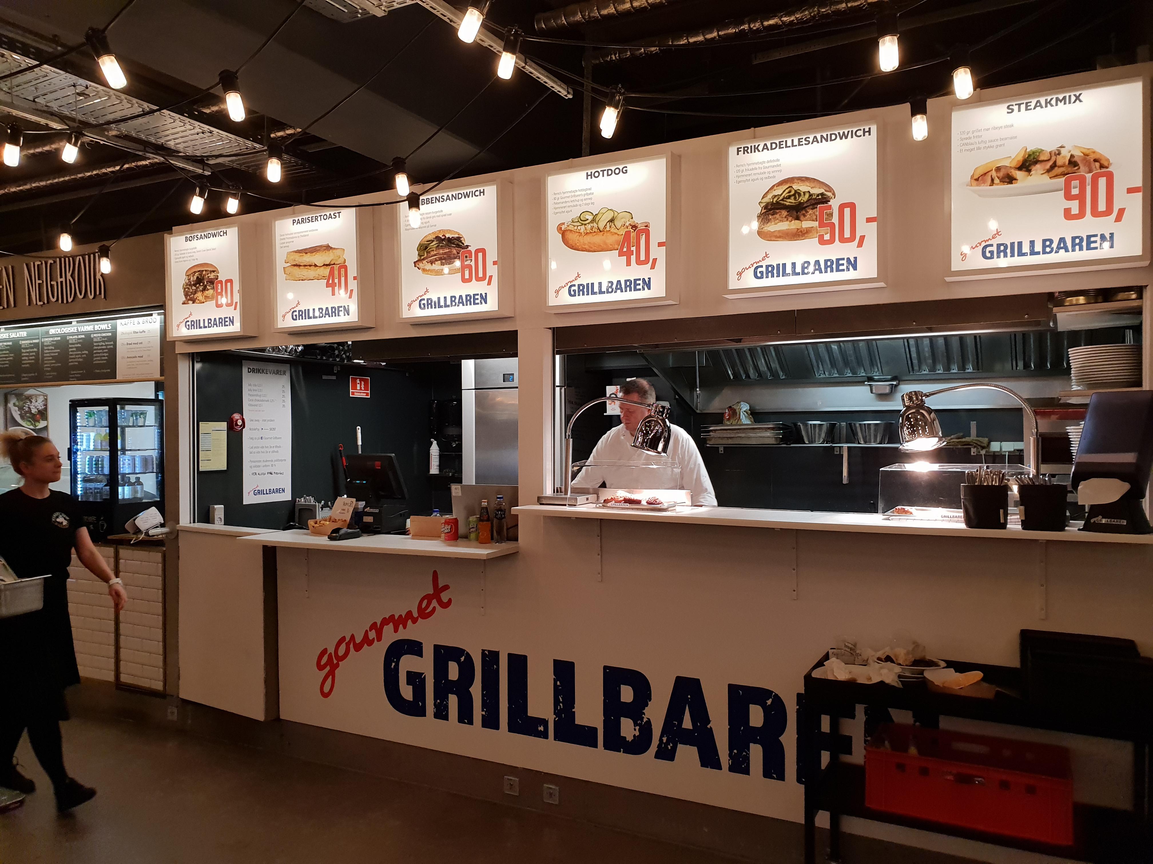 Gourmet Grillbar
